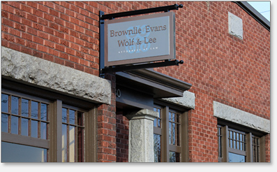 Bellingham Law Firm - Brownlie Evans Wolf & Lee